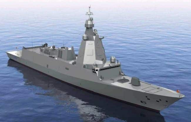 Kongsberg Signs NOK 200 Million Contract To Propel Five Spanish Naval Frigates