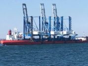 Liberian Flagged Heavy Load Carrier - ZHEN HUA 7