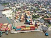 MEDLOG Barge Terminal, Lagos, Nigeria