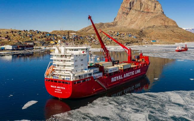 Malik Arctica Royal Arctic Line