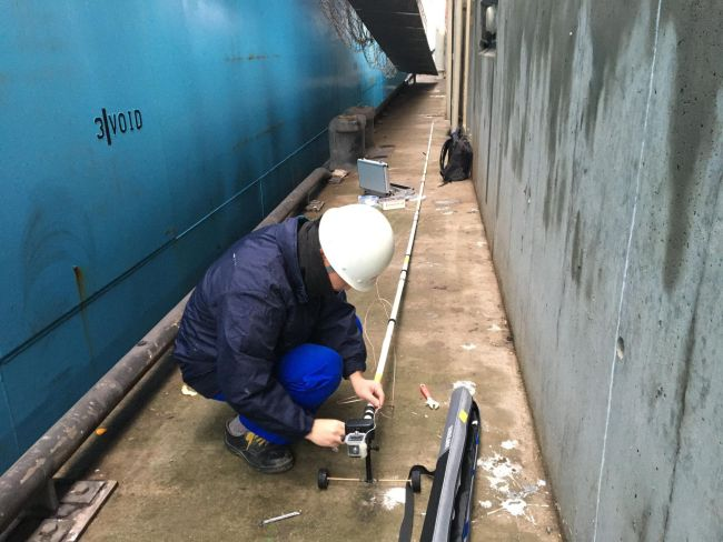 Nippon Paint Marine Adopts Novel Solution For Diverless Hull Inspections