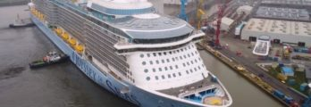 Odyssey of the seas - Meyer werft -1