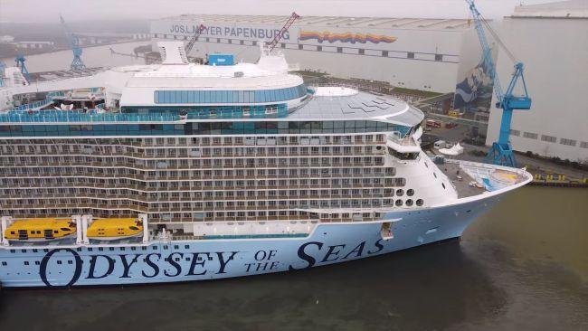 Odyssey of the seas - Meyer werft