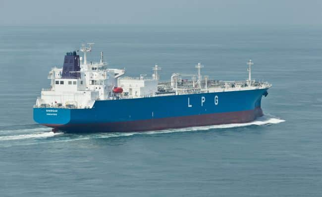 Petredec Signs Contract For Up To Six 93k CBM Dual Fuel LPG Propulsion VLGC