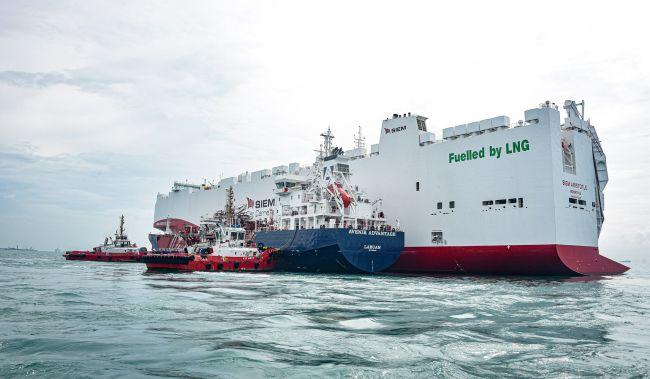Petronas LNG Bunkering