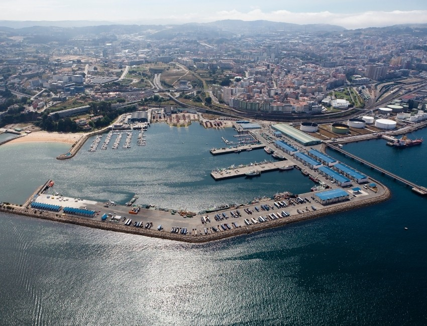 Port of A Coruña