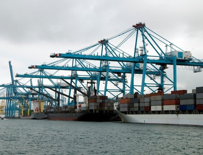 Port of Algeciras Bay
