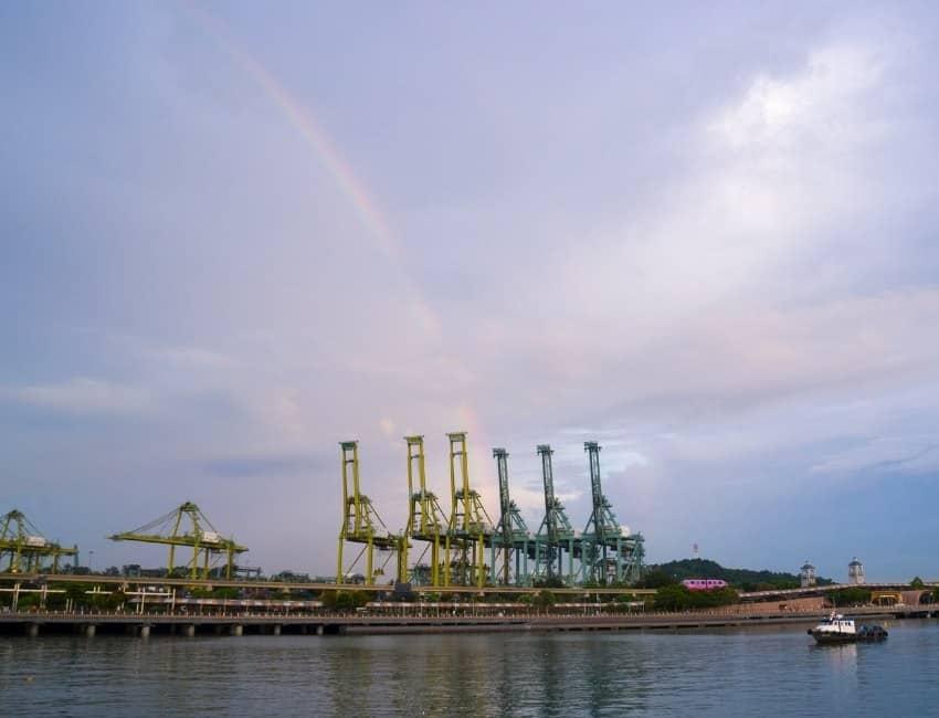 Port of Gioia Tauro