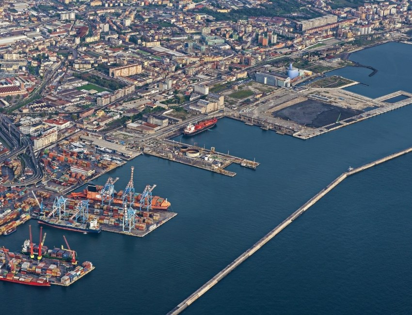 Port of Napoli