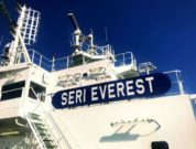 Seri Everest World's Largest VLEC - ABS Classes - MISC - Samsung Heavy Industries - SHI
