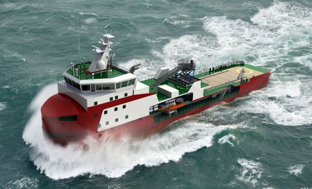 Steerprop will deliver the azimuth propulsion system for a walk-to-work vessel serving offshore platforms east of Sakhalin Island. The vessel is commissioned by a joint venture between Russian firms Mercury Sakhalin and Pola.