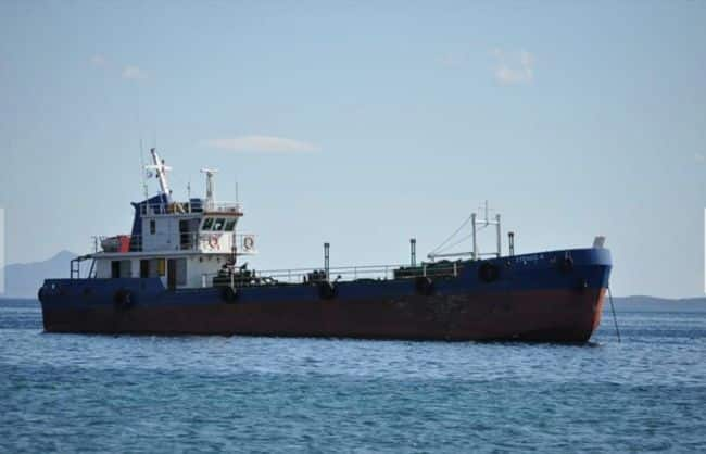 Togo flagged bunkering vessel STELIOS K (IMO8679209)