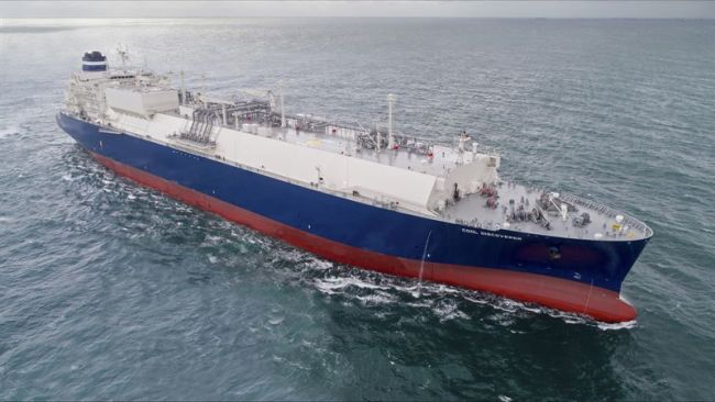 Wärtsilä's Optimised Maintenance Agreement will ensure operational certainty for the 'Cool Discoverer' (shown here) and 'Cool Racer', both of which are managed by Thenamaris LNG Inc