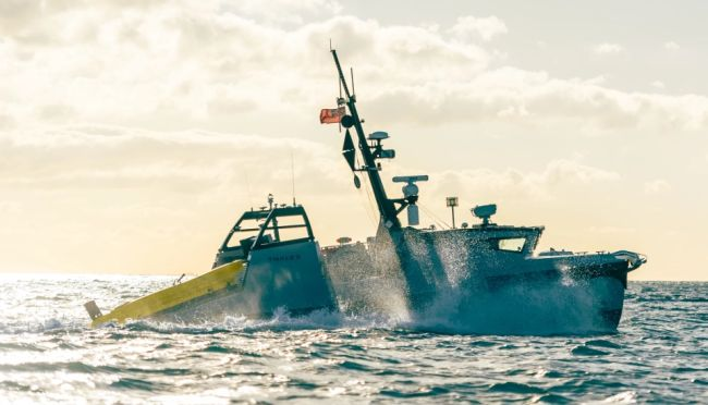 World-class autonomous minehunters to protect Royal Navy