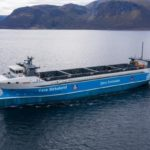 World's First Autonomous & Zero-Emission Container Ship 'Yara Birkeland' Delivered