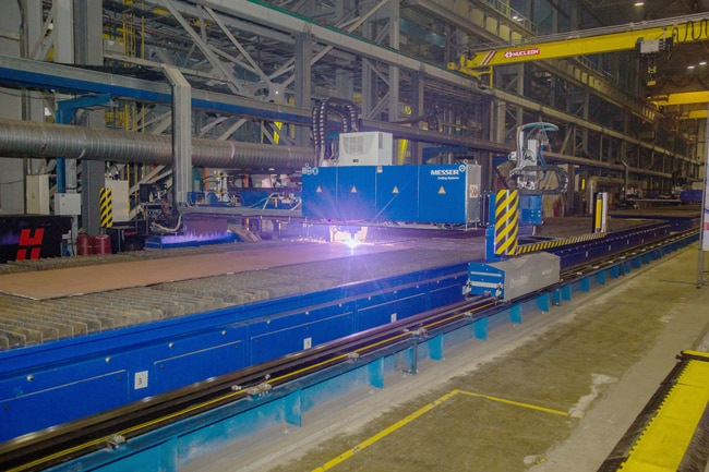 ZVEZDA-SHIPYARD-HAS-STARTED-CUTTING-STEEL-FOR-A-NEW-SERIES-OF-ICE-CLASS-LNG-VESSELS---LNG-CARRIERS-