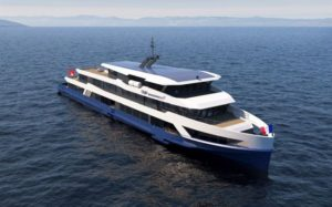new CGN passenger ferries will operate cleanly and efficiently powered by wartsila