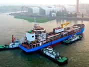 BHP awards LNG supply agreement to Shell for LNG-fuelled iron ore vessels