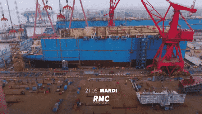 CMA CGM Report Behind The Scenes Of Largest LNG-Powered Container Ships Project