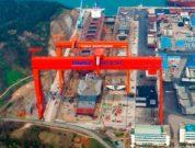 DHSC shipyard - Daehan Shipbuilding