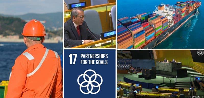 IMO welcomes UN resolution on keyworker seafarers