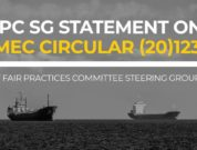 "ITF Fair Practices Committee Steering Group (FPC SG) statement on IMEC Circular (20)123 ""ILO minimum basic wage for an AB and IBF basic wages – Difference explained"""