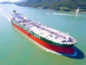 LNG fuelled Tanker Gagarin Prospect