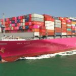 Container Ship ONE APUS Loses Containers At Sea Due To Rough Weather