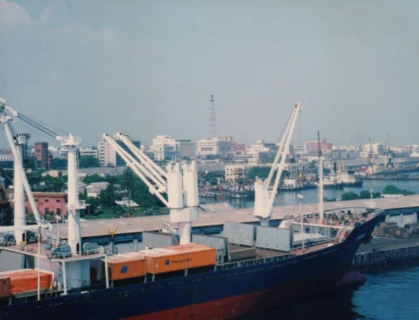 Port of Chennai