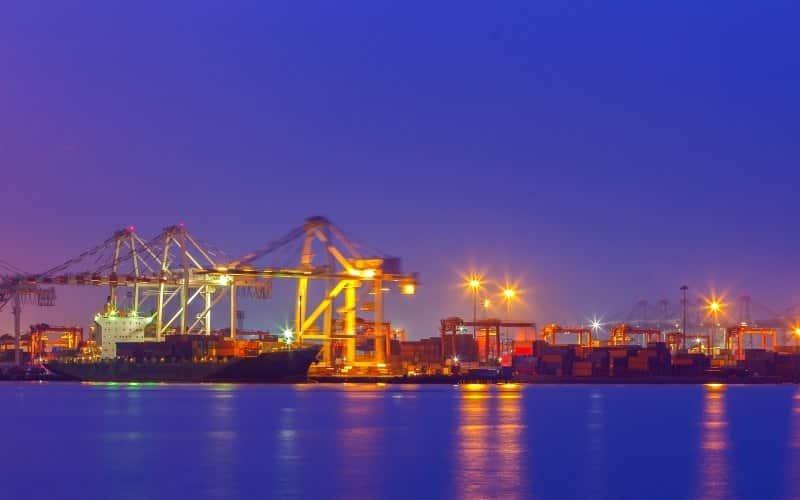 Port of Kandla 123