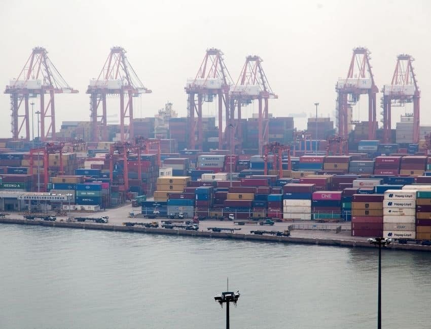 Port of Shenzhen
