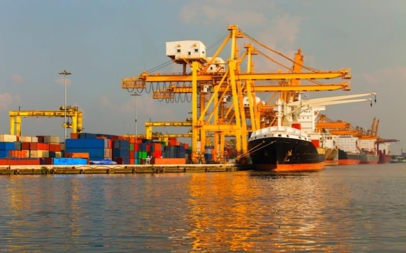 Port of Vishakapatnam