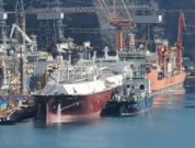 STS bunkering