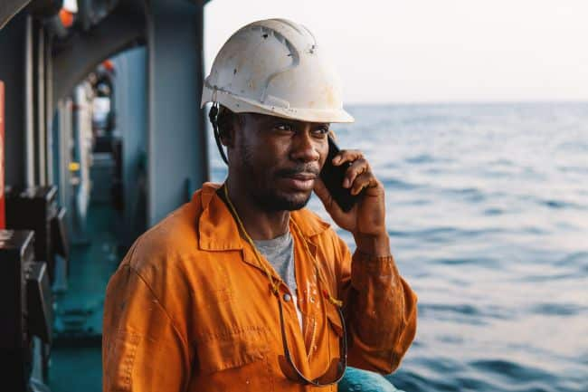 Sailors society ShipConnect