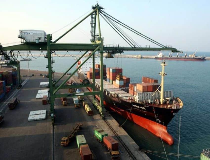 V. O. Chidambaranar Port