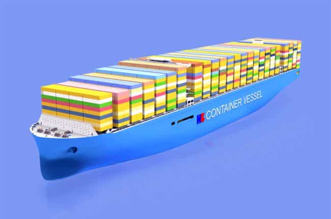 World's Largest 24000 TEU Ultra Large Container Ships To Be Built By CSSC