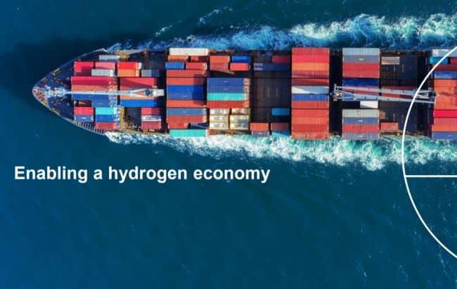 ammonia hydrogen carrier representation