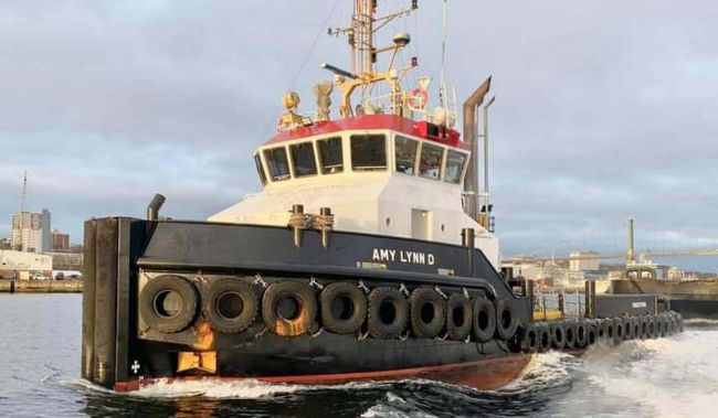 Damen Ships Multiple Vessels To Canada In Single Shipment