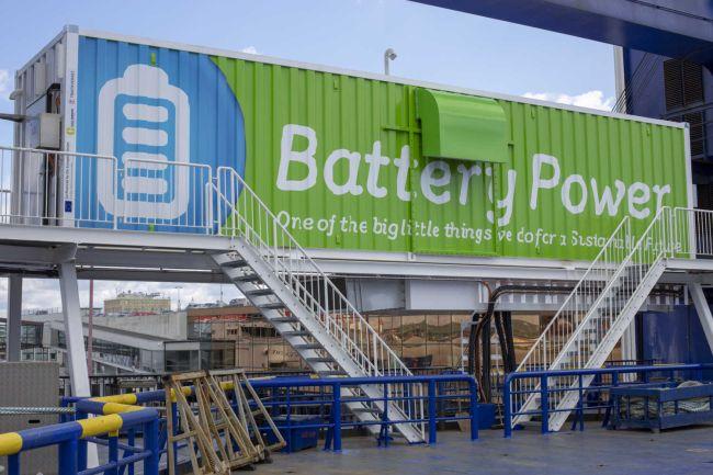 port of kiet Battery Power