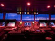 ship control bridge representation