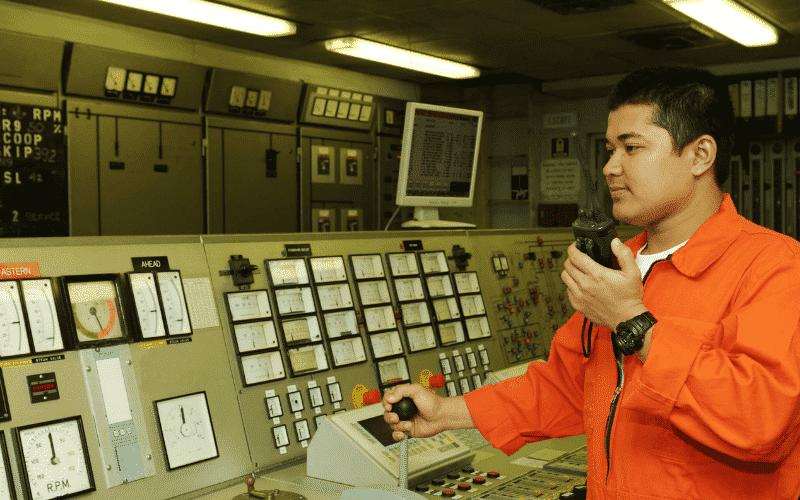 ship engineer
