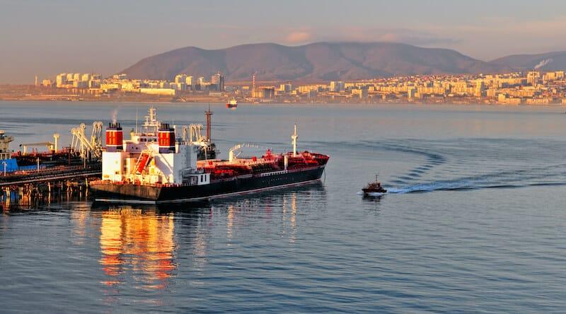 oil terminal shipping