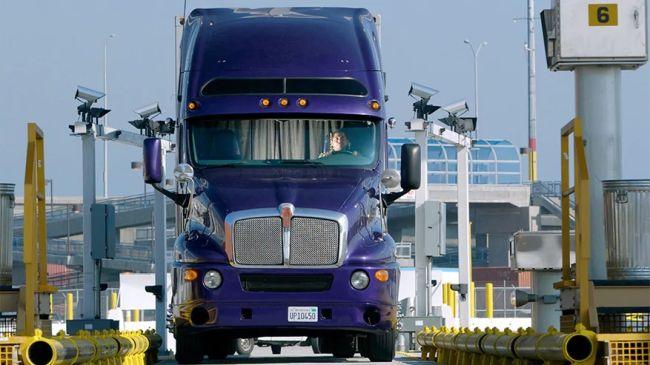 truck export