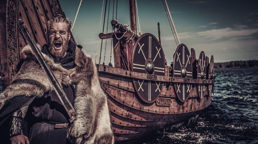 Vikings Sailor
