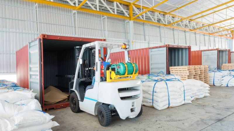 Private Warehouse with Logistics