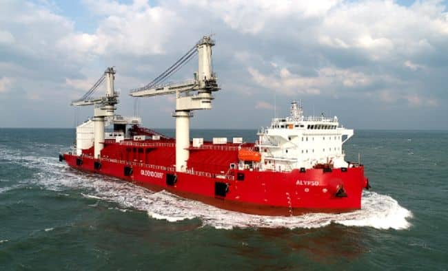 ABB Electric Propulsion Makes Bulk Carrier Debut In Oldendorff Ship Delivery