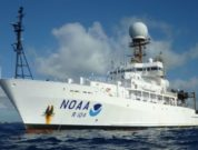 Contract awarded to Thoma-Sea Marine Constructors LLC to build two new oceanographic ships for NOAA