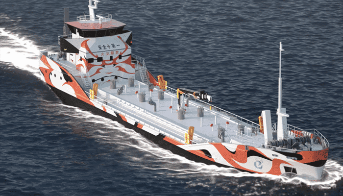 Corvus Energy will supply the battery-based ESS to Kawasaki Heavy Industries