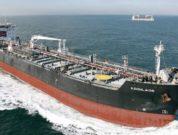 Diamond S Shipping, product tanker vessel Agisilaos