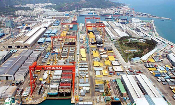 Hyundai Heavy to invest 1 trillion